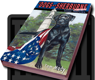 Dogs of Sherburne novel cover
